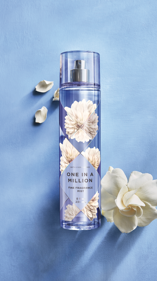 Signature Collection One In A Million Fine Fragrance Mist With
