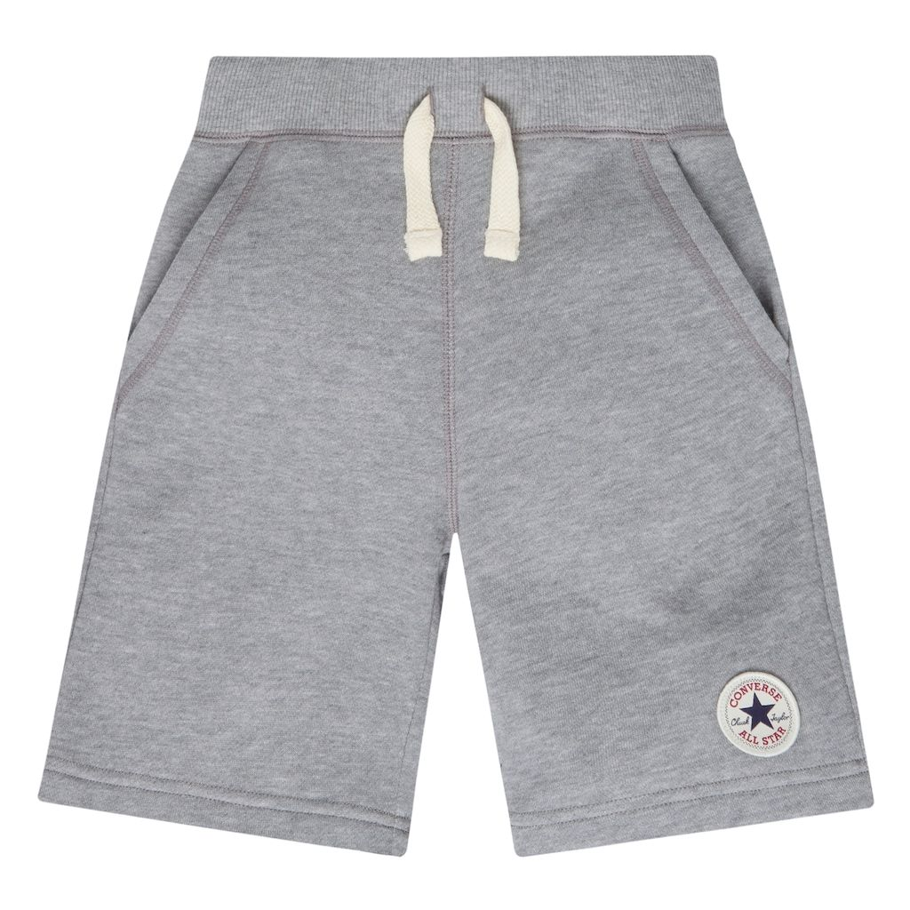 Boys 4 7 Converse French Terry Chuck Taylor Patched Shorts