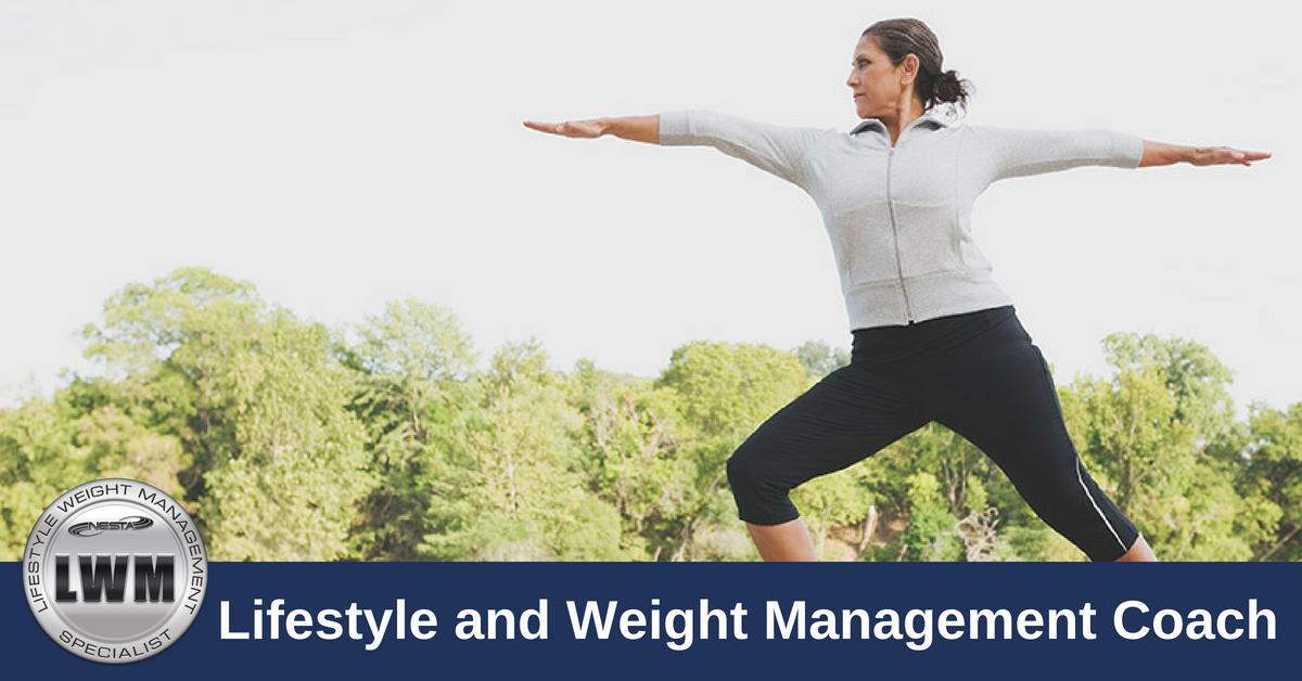 Lifestyle Weight Management Specialist Certification Weight