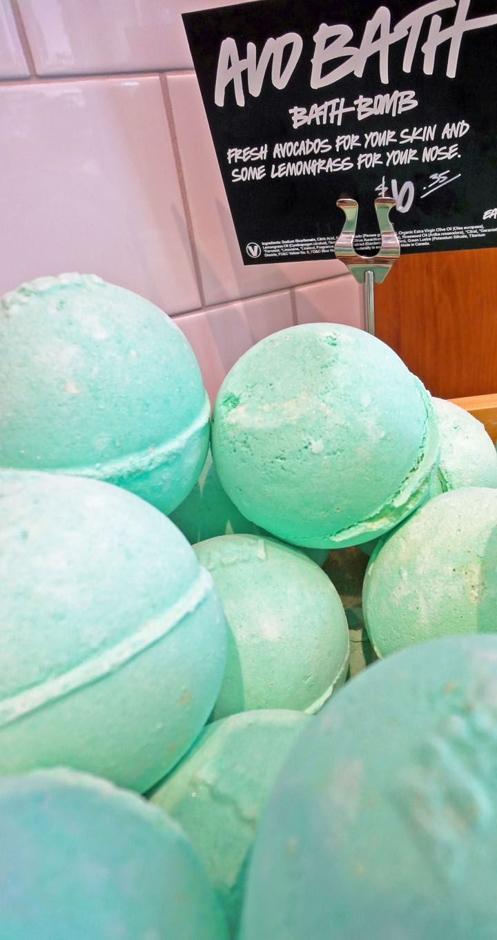 F O L L O W Y O U R H E A R T A N D W H I L E Y O U R A T I T F O L L O W Lush Bath Bombs Lush Bath Lush Products