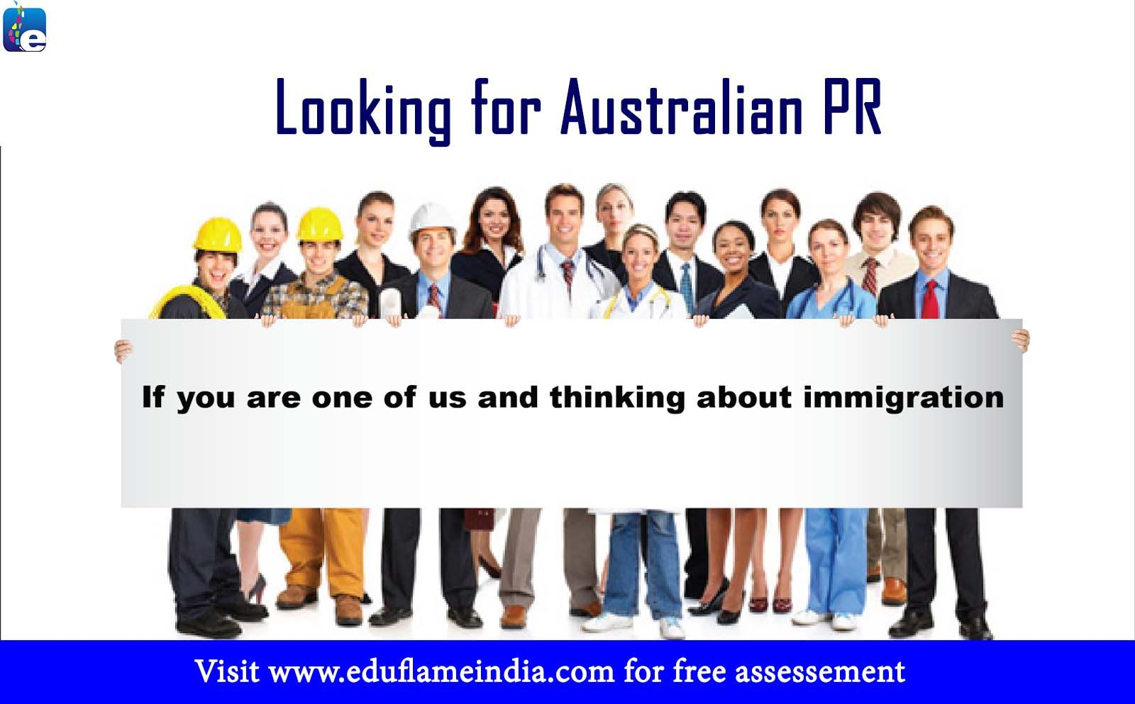 Looking for AustralianPR Pathways to