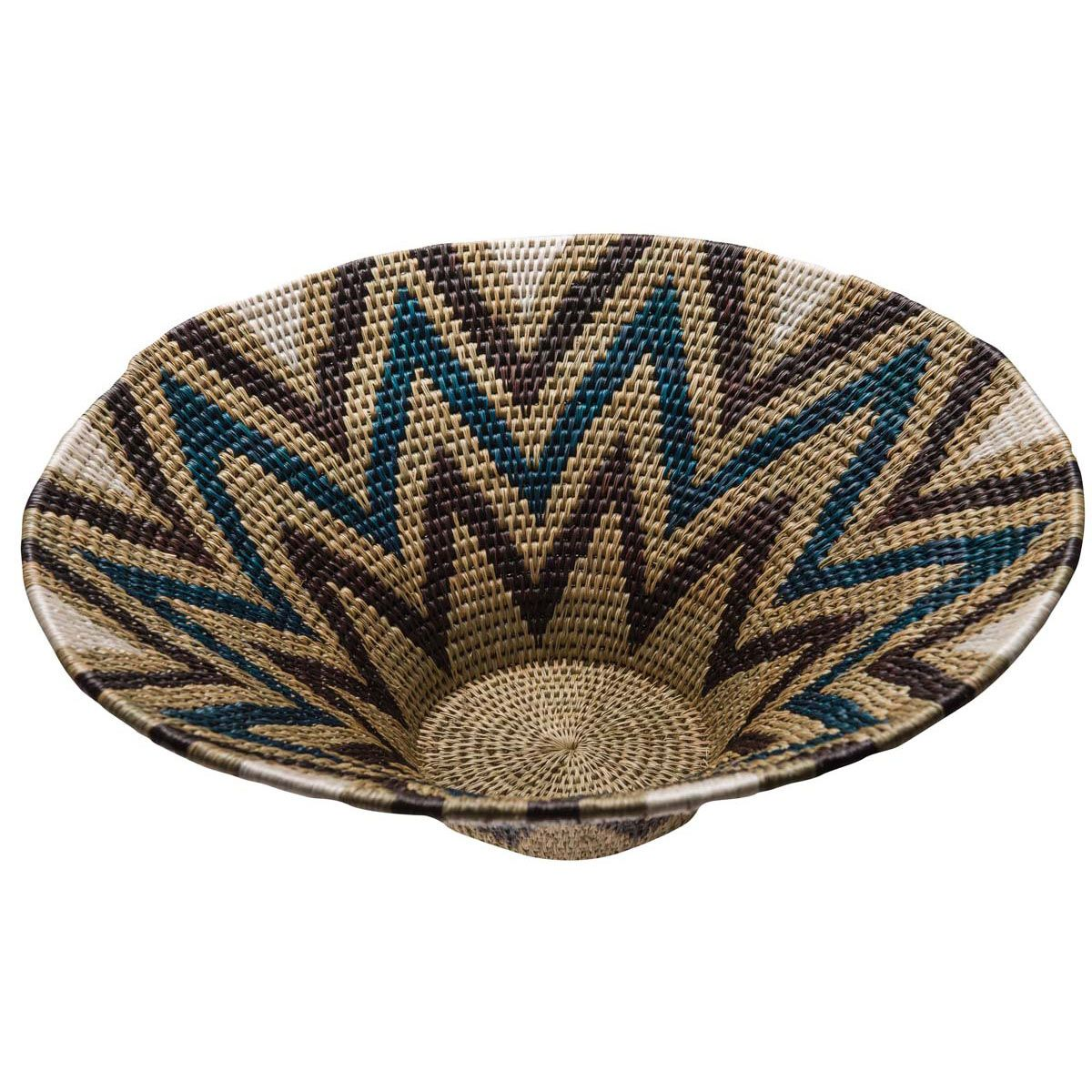 Lavumisa Basket #africa #decor