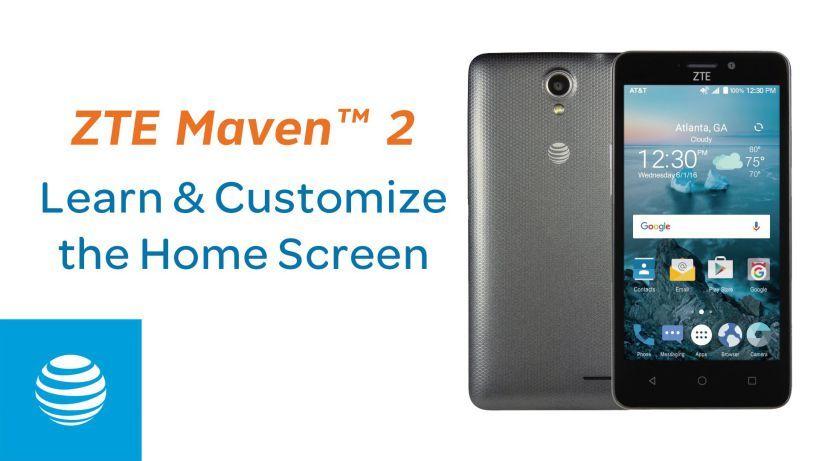 Android 7 1 1 Nougat update Z831V1 0 0B29 for ZTE Maven 2 released