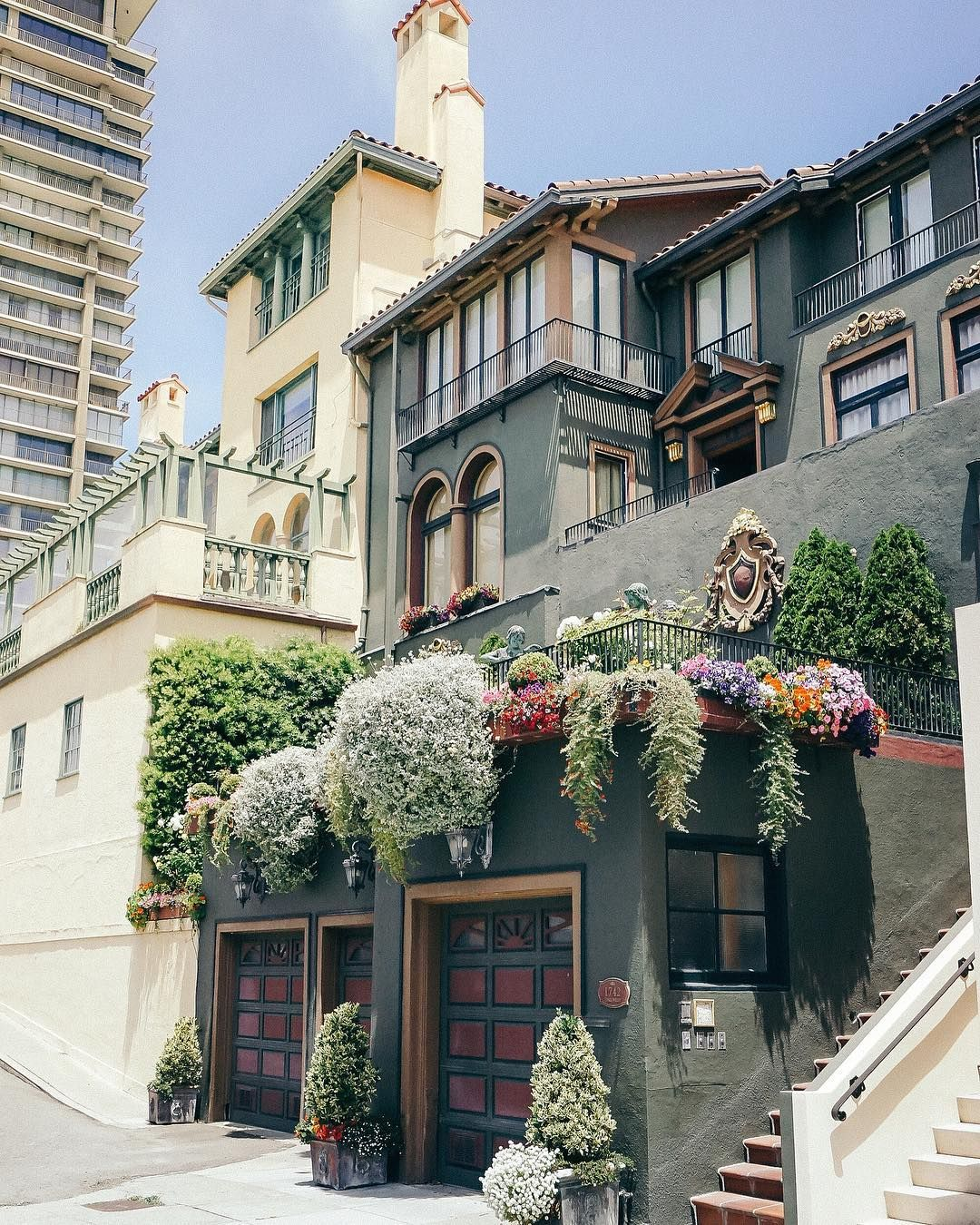 Fall in love with san francisco over and over again san