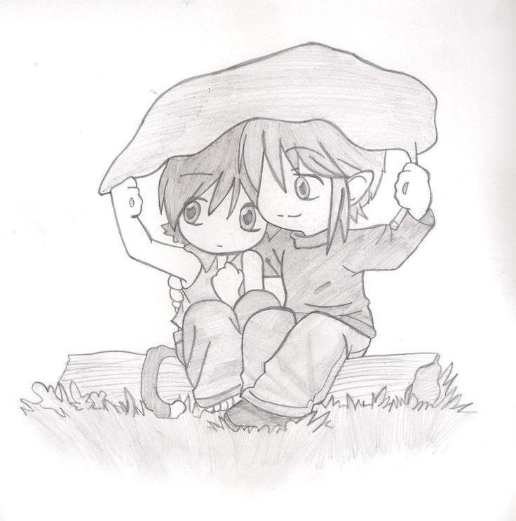 Resultado de imagen para imagenes para dibujar de amor a lapiz