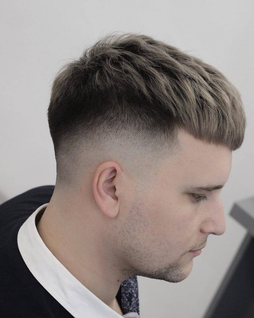 16 Best French Crop Haircut How To Get Styling Guide Men S Hairstyles Crop Haircut Thin Hair Men Mens Hairstyles
