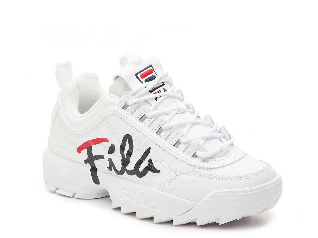 fila sneakers dsw