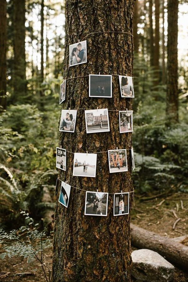 60 Forest Themed Wedding Ideas That Beautiful For Summer | Home Design And Interior