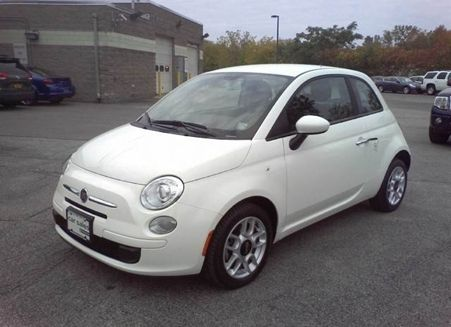 Used Fiat 500 2017 Rochester Ny Enterprise Cars