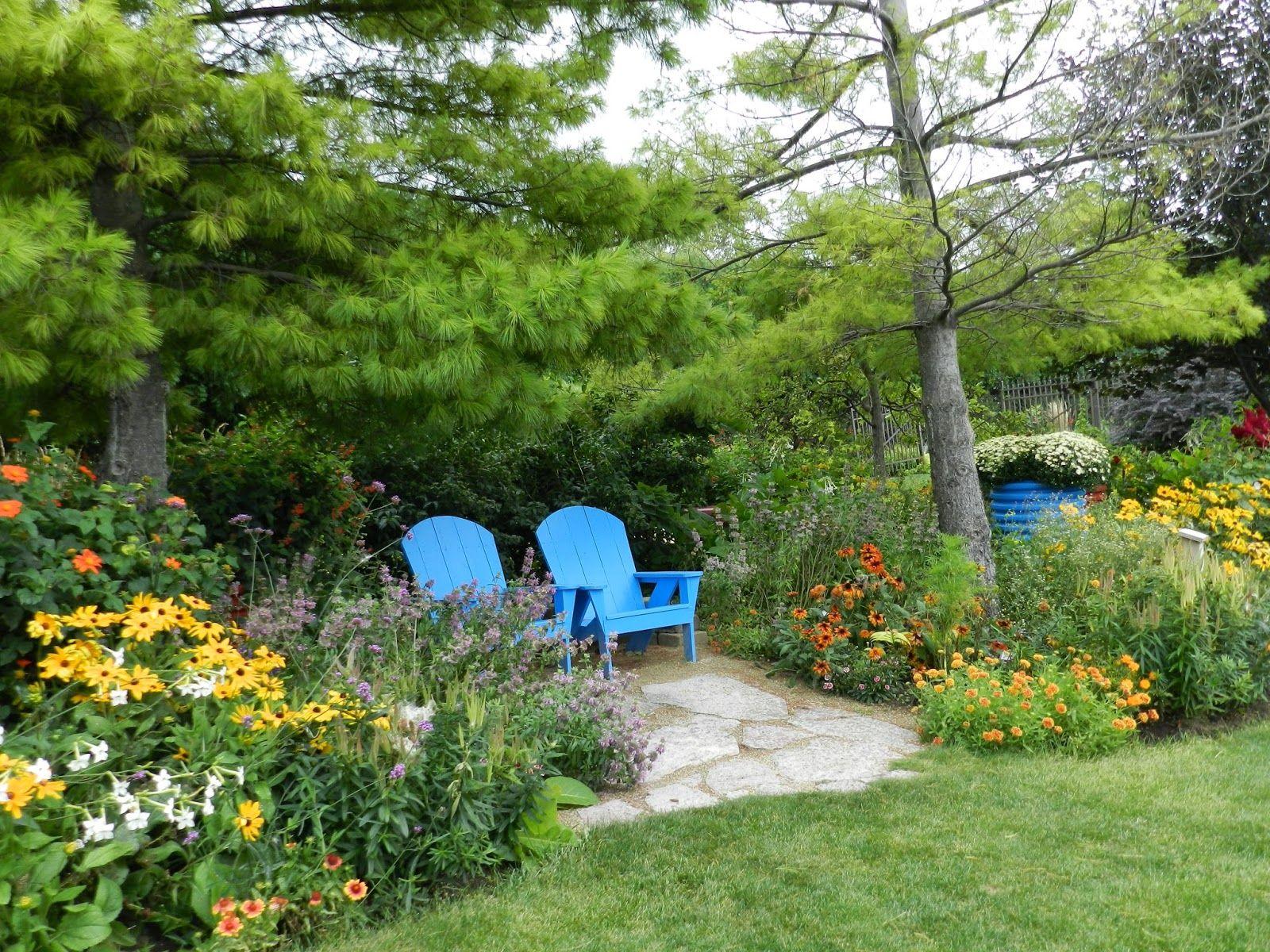 Attirant Prairie Roseu0027s Garden: A Wisconsin Garden Gem