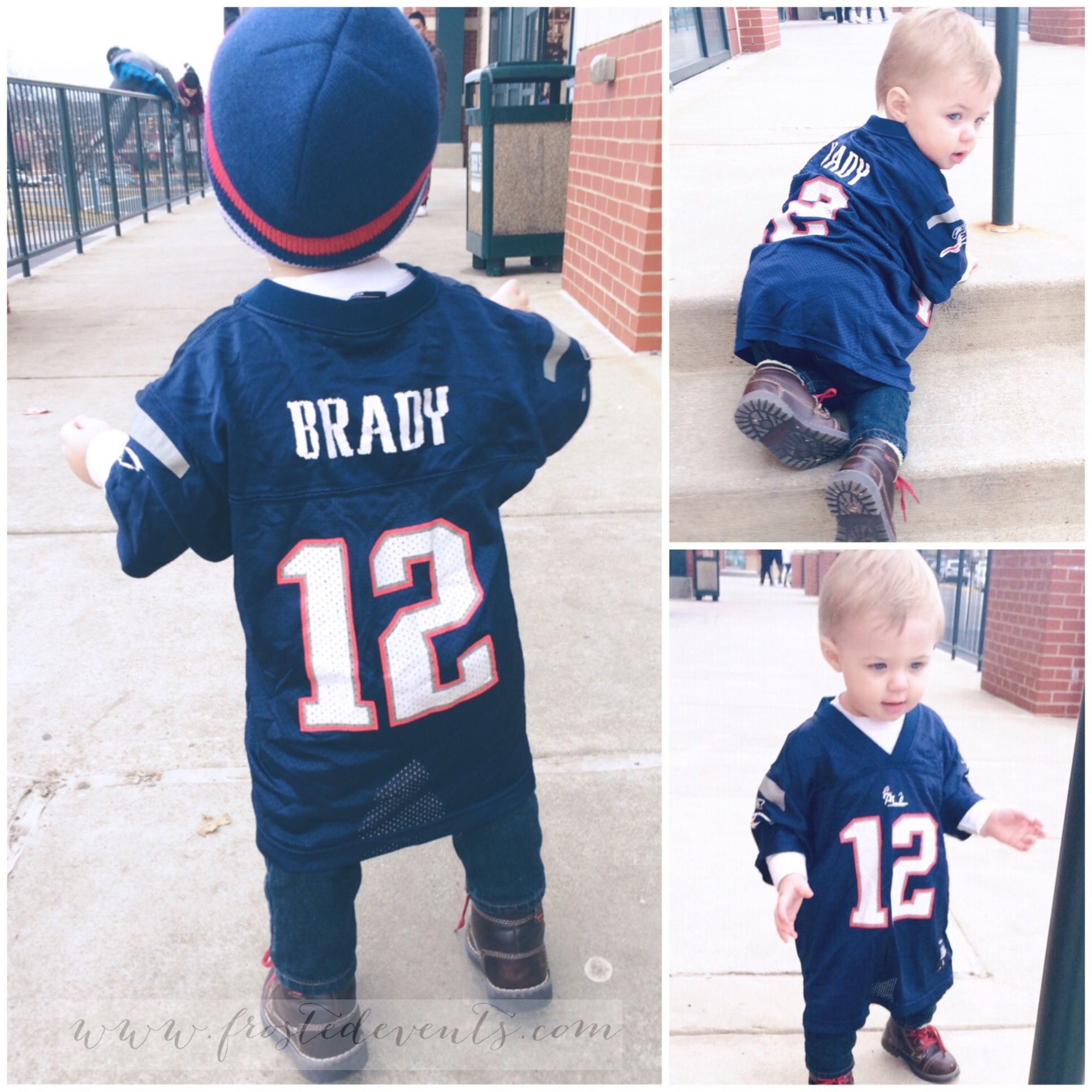 tom brady toddler jersey