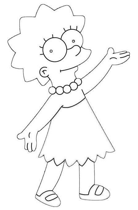 Simpson S Simpsons Drawings Mini Canvas Art Disney Art Drawings
