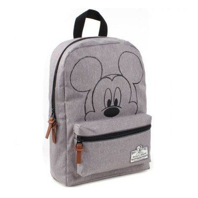 16852a6fea8 Rugzak Mickey Mouse Limited Edition grijs My Little Bag | My little bag |  KidsDeco.