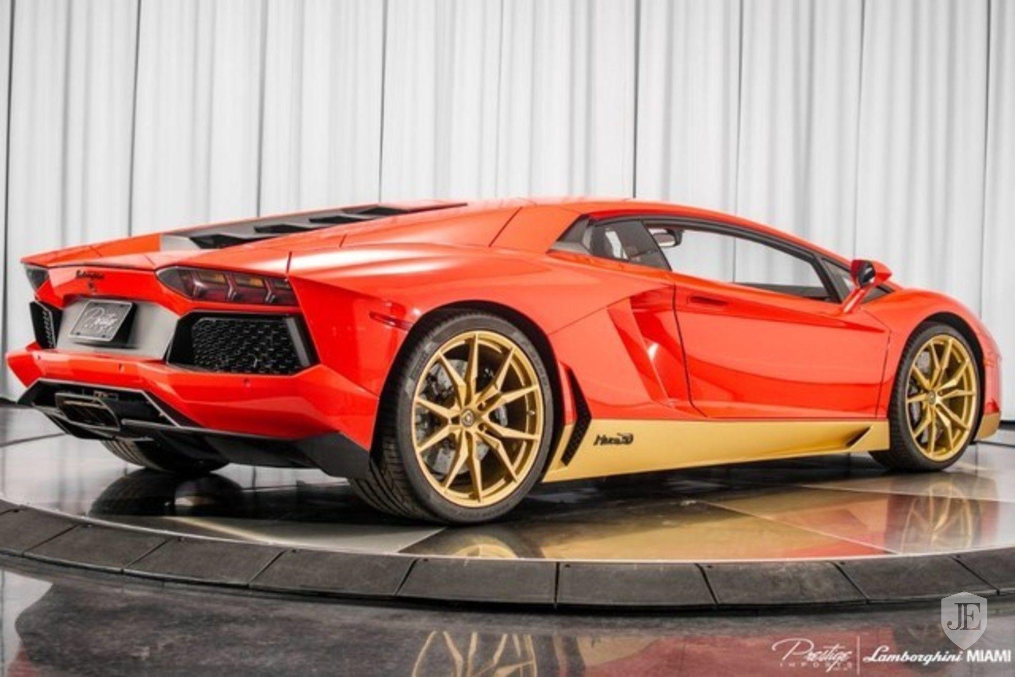 2017 Lamborghini Miura In North Miami Beach Fl United States For