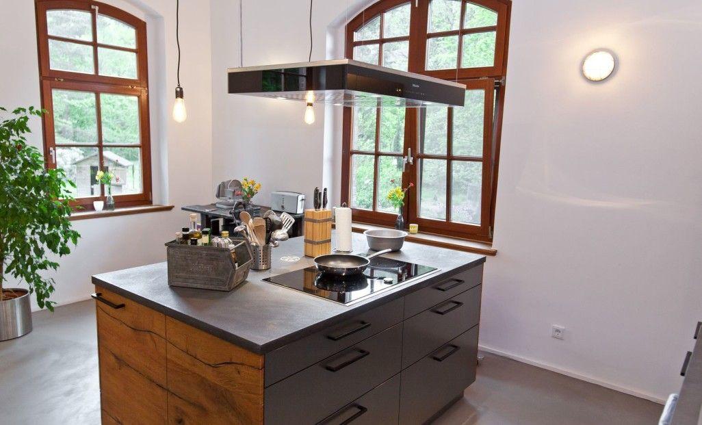 Küche Wenn Landhausstil auf Moderne trifft Küchenhaus Thiemann - modern küche design