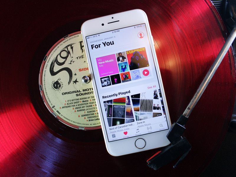 Jam out to your favorite tunes with the iOS Music app