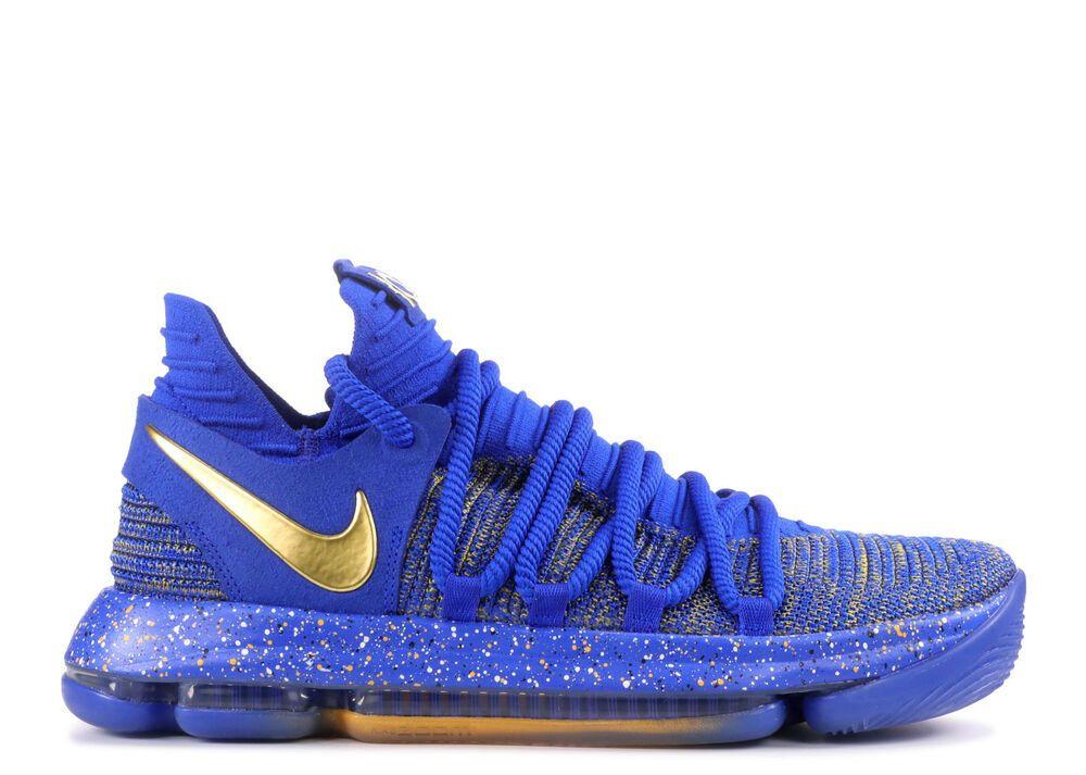 outlet store 512e6 d38df eBay Sponsored) Nike KD 10 X Finals MVP Golden State ...