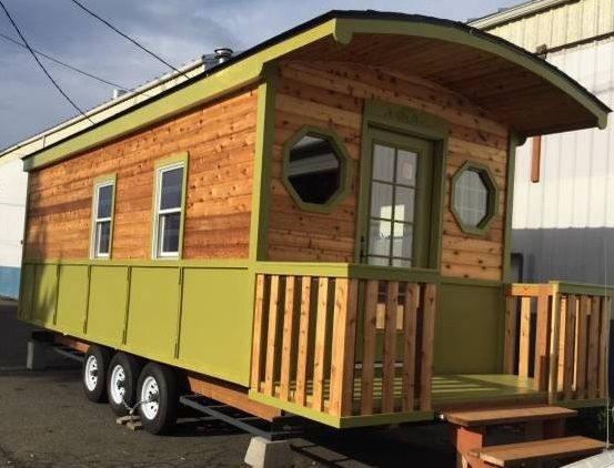 Tiny Trailer Houses For Sale Now Top 5 Sources Tiny