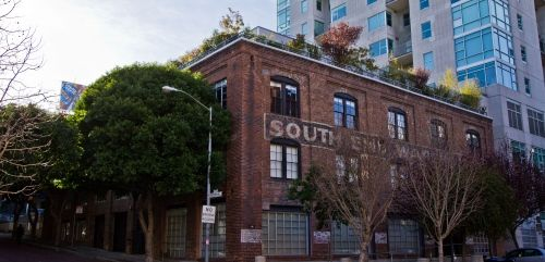 540 Delancey St San Francisco Cape Horn Lofts For Sale Modern Loft Loft House Styles