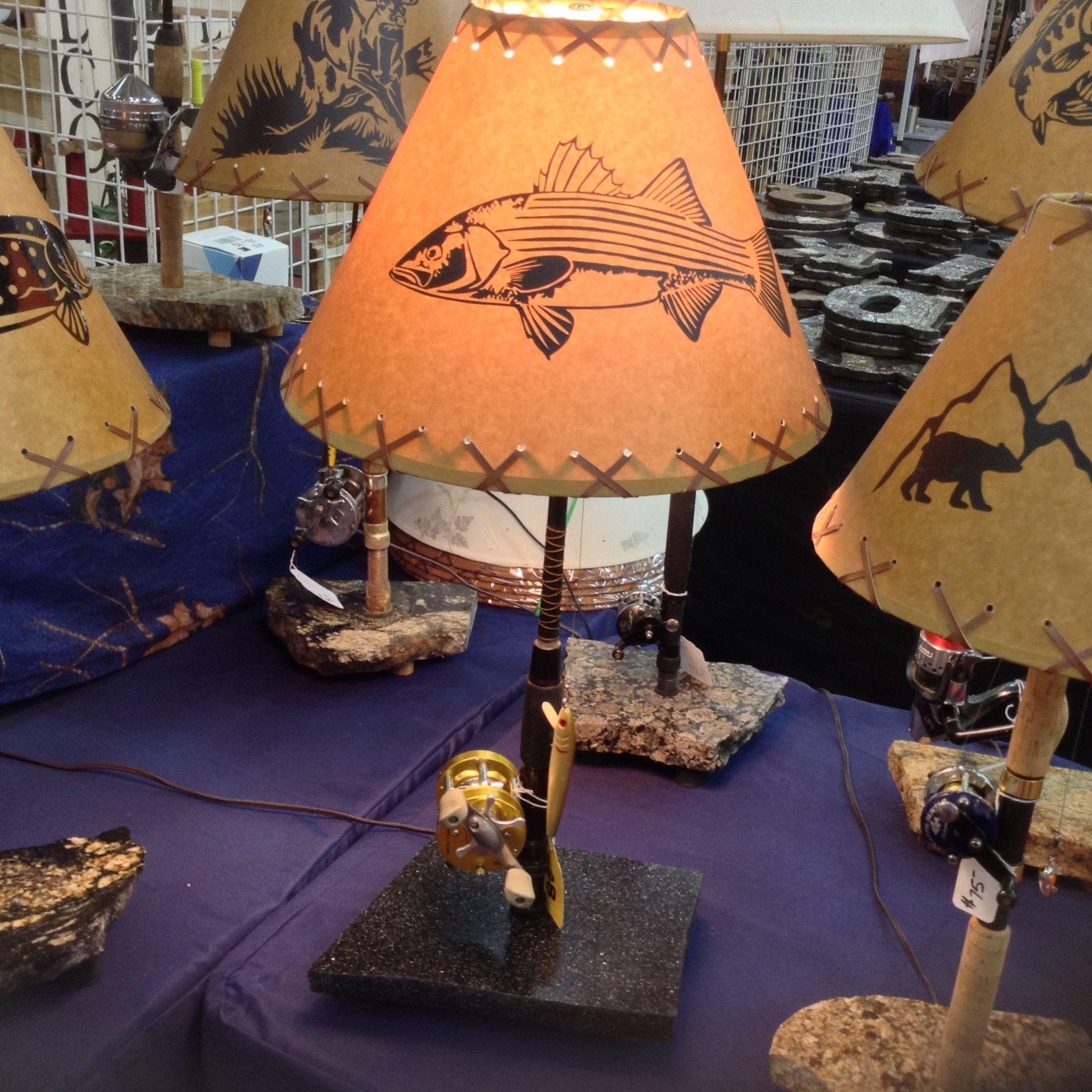 Night Stand Lamp #808