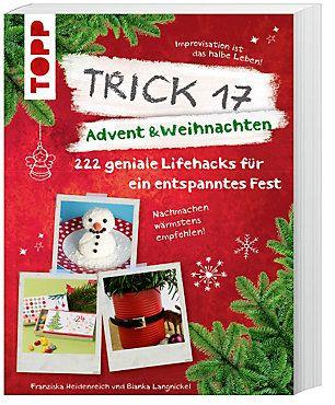Trick 17 - Advent & Weihnachten Buch portofrei bei Weltbild.de