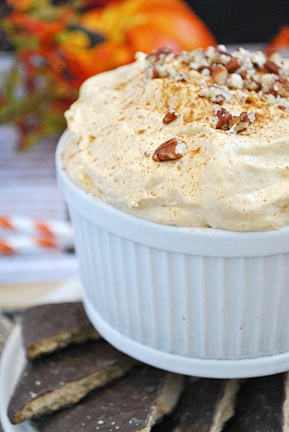 Pumpkin Cheesecake Dip Holidays Pinterest Kuchenschlacht