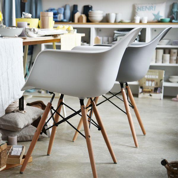 eames daw grau - Fantastisch Tolles Dekoration Eames Chair Grau