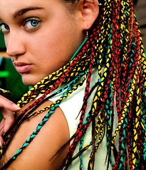 Stupendous 1000 Images About Hair And Beauty On Pinterest Box Braids Box Short Hairstyles For Black Women Fulllsitofus