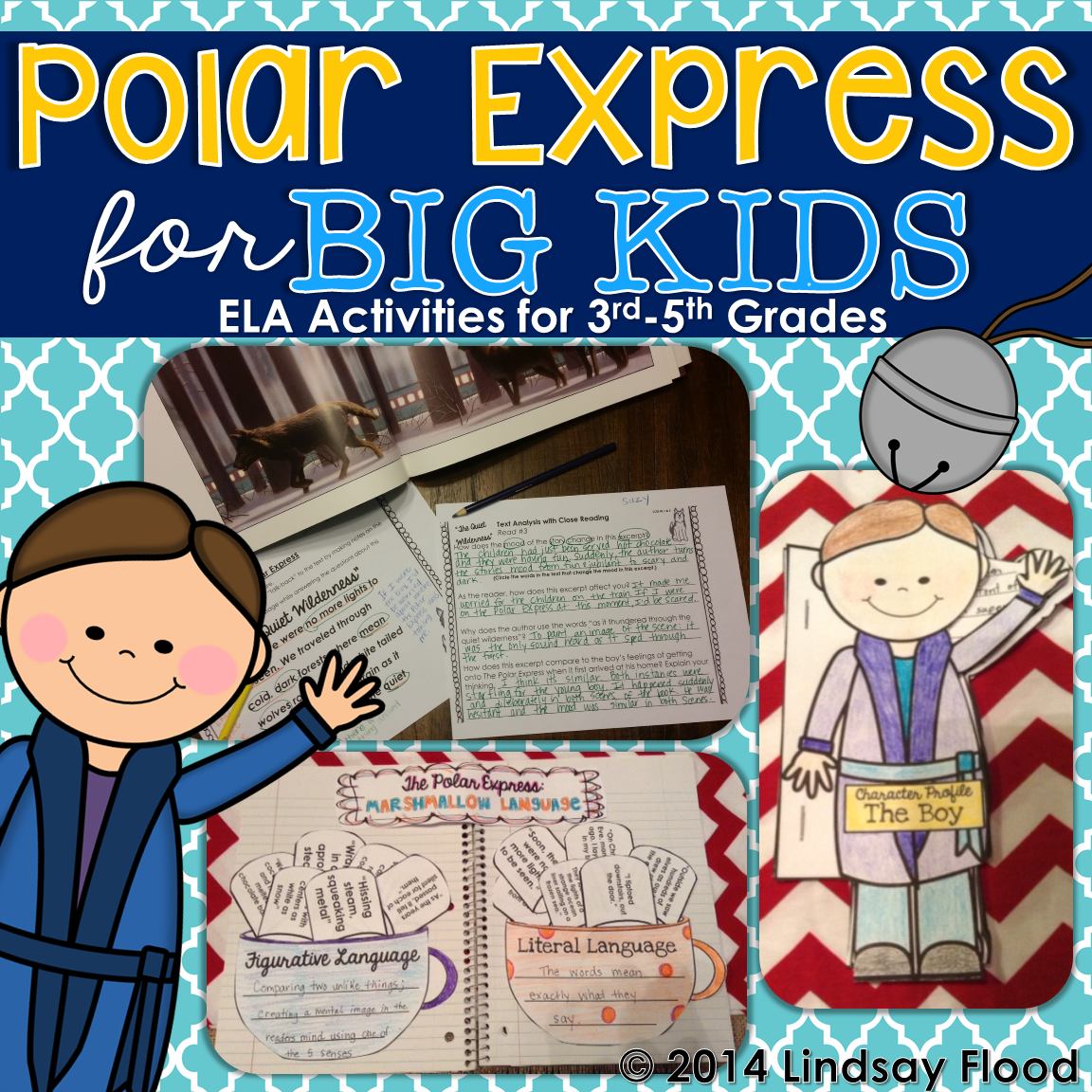 Polar Express For Big Kids