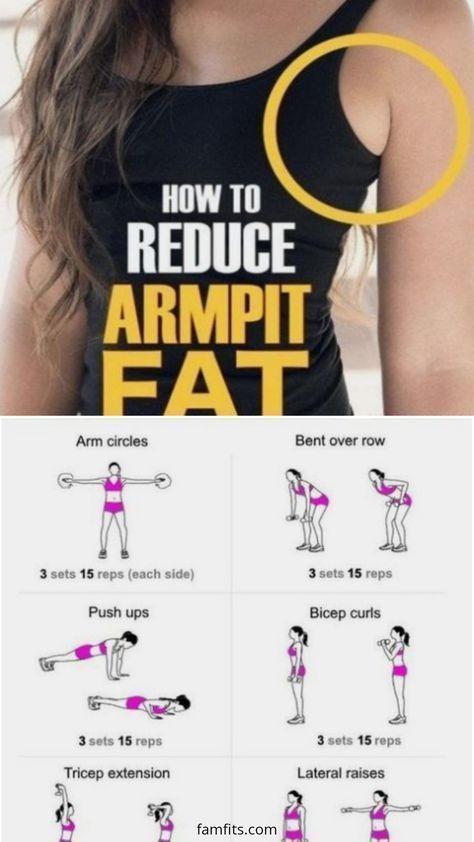 Photo of #fitness transformation motivation 10 Schritte, um das Fett in der Achselhöhle …