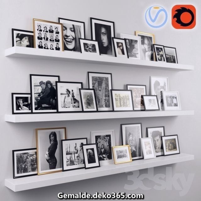 Photo of The best photo wall – New Ideas