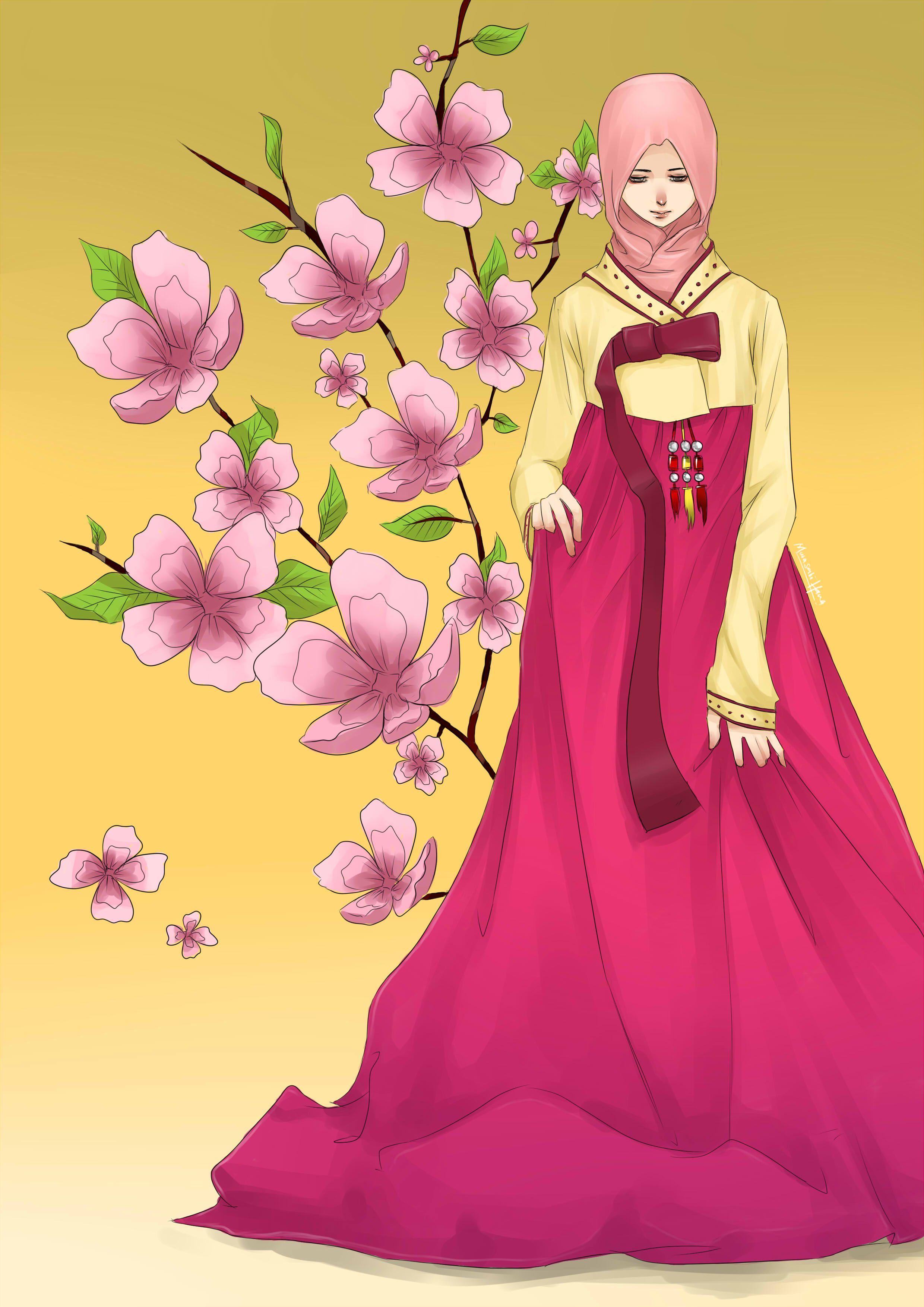 Pin By Miru Kitsune On Artists That Inspire Anime Muslimah Anime