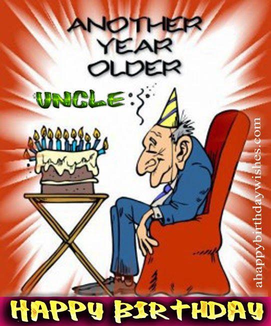 Gefeliciteerd Verjaardag Oom Gefeliciteerd Happy Birthday