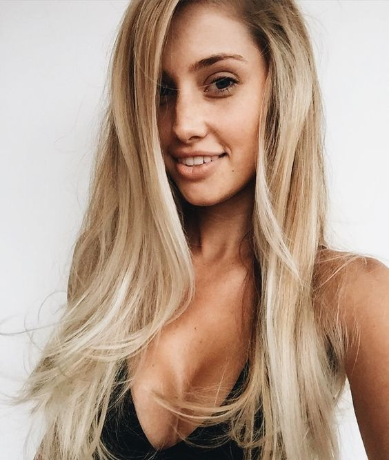 15 Inspirations Of Long Blonde Hair Colors: Hair, Long Blonde Hair, Summer, Hairstyle, Hair