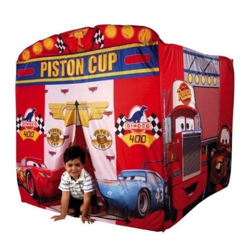 the most amazing - Disney Cars Super Playhouse Pop Up Tent  sc 1 st  Pinterest & Indoors Cars Play Tent °°°°° Worth for time used by children to ...