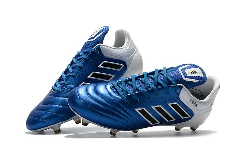2018 World Cup Adidas Copa 17 1 FG Soccer Cleats mens Blue Core Black White 16248e6b24a9