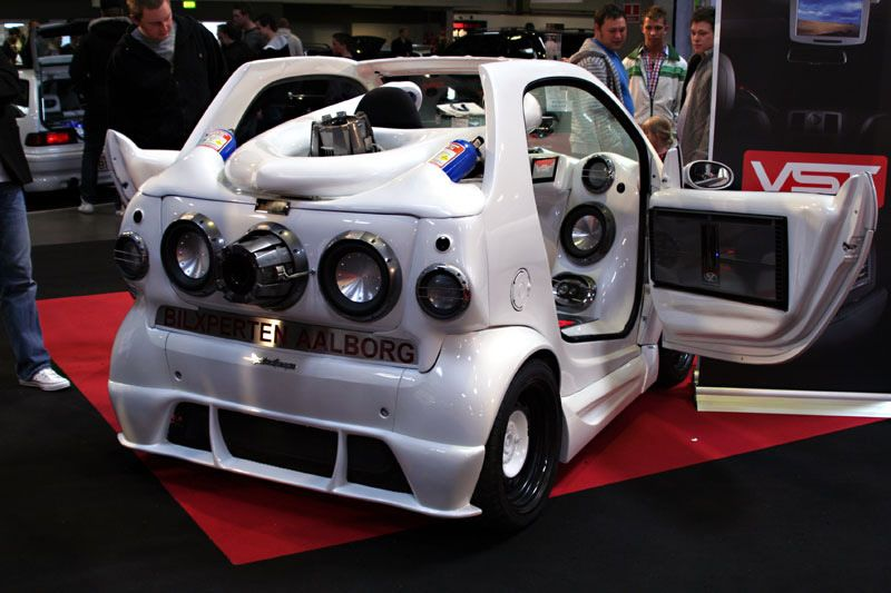 Smart Fortwo W450 Tuning 6 Smart Car