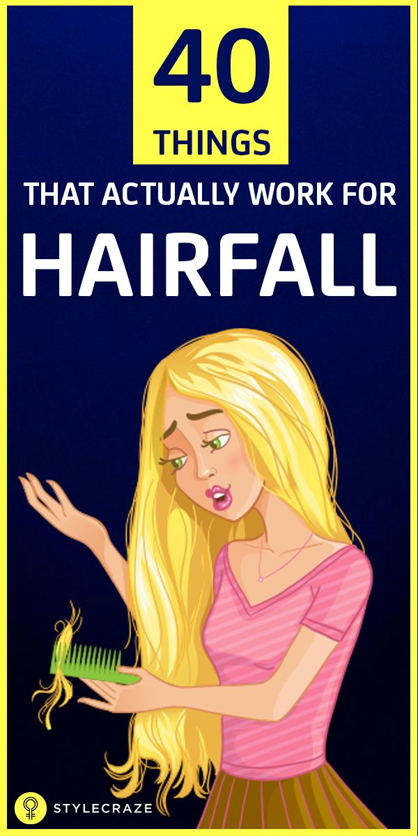 How To Stop And Reduce Hair Loss – 9 Tips To Control It ...