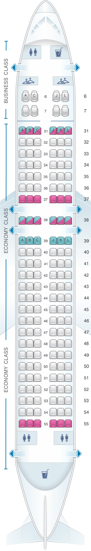 Seat Map China Eastern Airlines Airbus A320 200 | Air ... China Eastern Airlines Seat Map on etihad airlines seat map, american airlines seat map, china airlines 777-300 economy, china eastern airlines business class, united airlines seat map, china southern airlines seat map, air china seat map, japan airlines seat map, china airlines 777-300er, iberia airlines seat map, copa airlines seat map, shanghai airlines seat map, china airlines seat selection, garuda airlines seat map, lan airlines seat map, south african airlines seat map, ethiopian airlines seat map, croatia airlines seat map, china eastern airlines route map, china eastern airlines seat assignment,