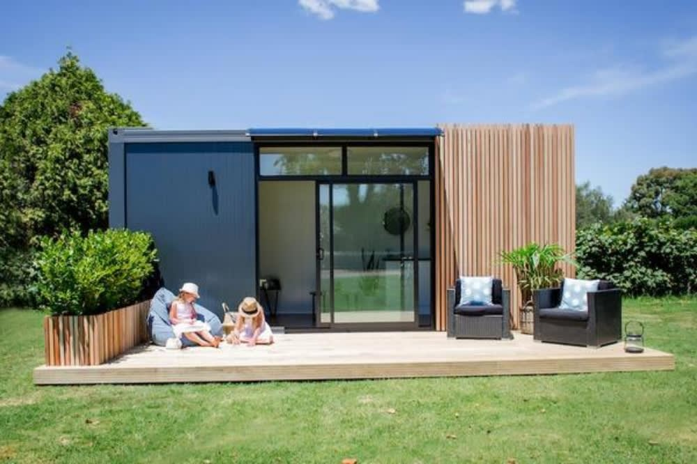 'Granny Pods' Are New Housing Units That Allow Your Aging Parents To Live In Your Backyard #grannypods
