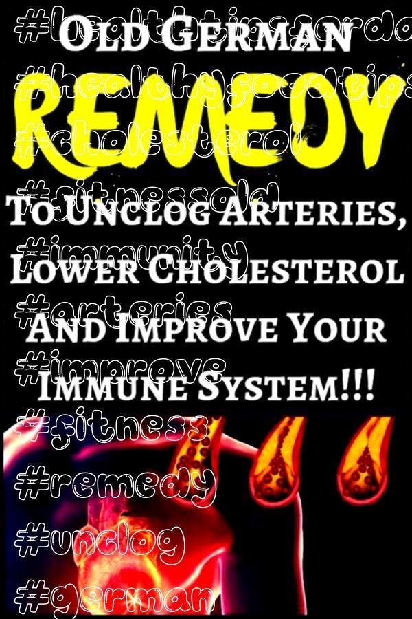 #healthtipsfordailylife #healthyfoodtips #cholesterol #fitnessold #immunity #arteries #improve #fitn...