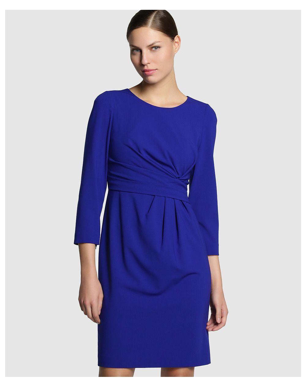 Vestidos de fiesta en azul para ocasiones especiales   Moda