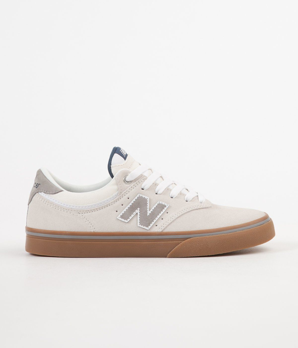d30b06cf8a094 New Balance Numeric 255 Shoes - Off White in 2019 | Fashion | Shoes ...