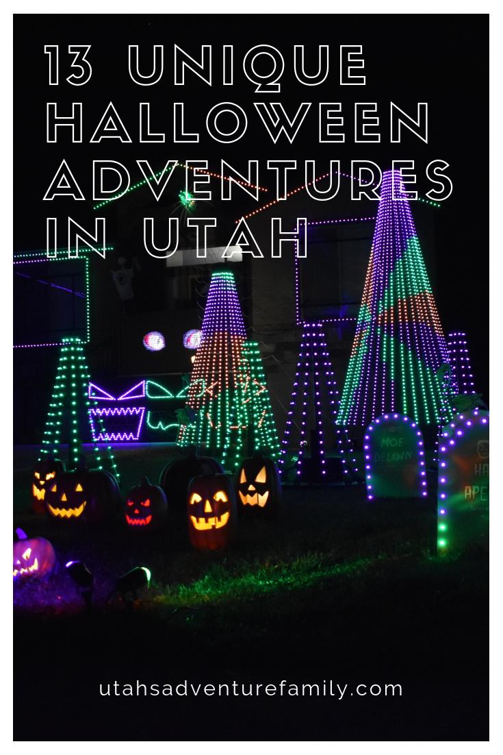 13 Unique Halloween Activities in Utah (With images
