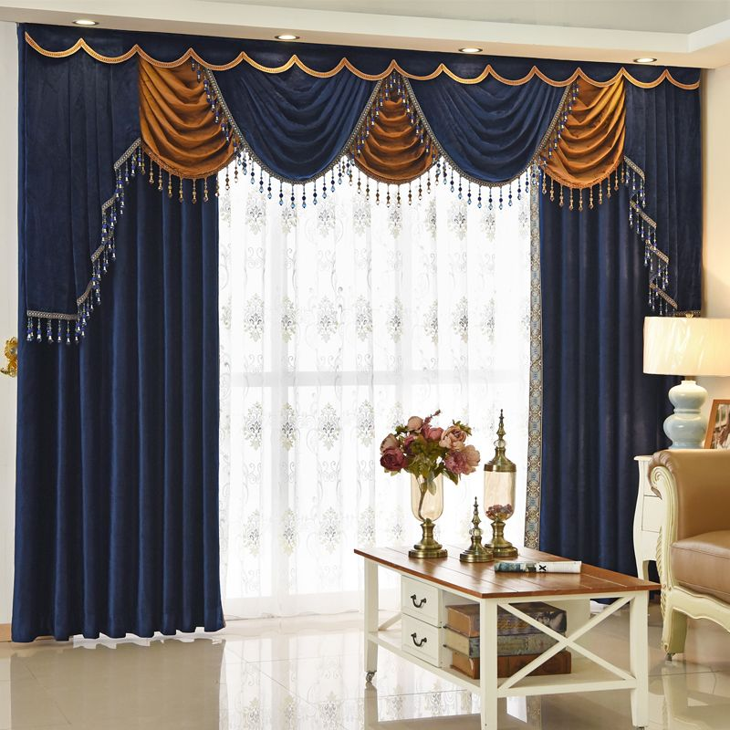 Cheap Blackout Curtains Buy Quality Curtain Styles Directly From China Style Curtains Suppliers Custom Curtain High C Custom Curtains Curtains Curtain Styles