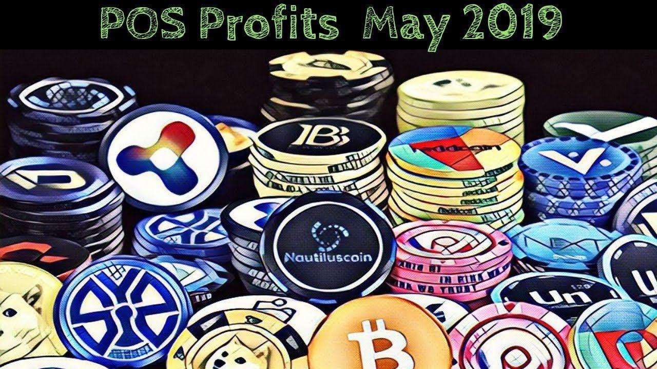 Crypto Staking Rewards (Ark, NEO, Stellar, Divi) May 2019