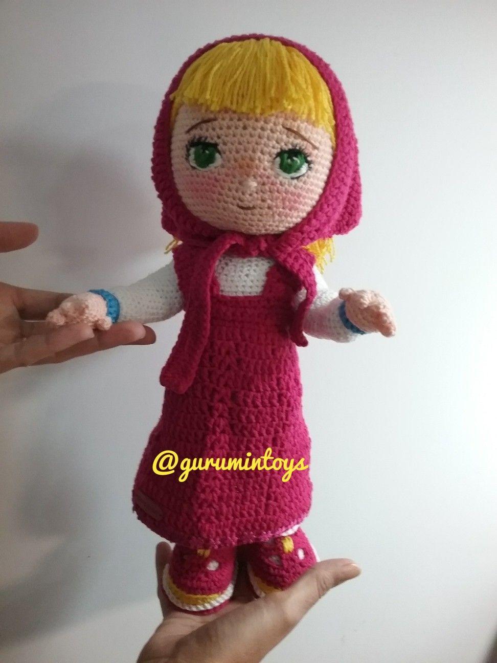 Pin de Jatsiri Marquez en muñeca crochet   Pinterest   Patrones ...