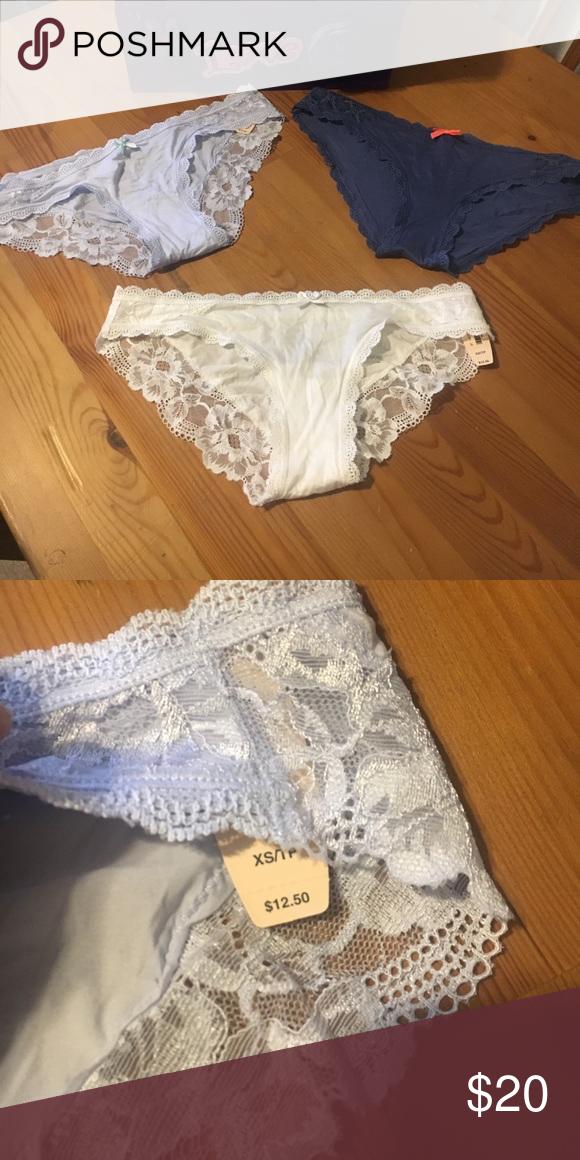096e412dbc NWT Victoria s Secret xl underwear lot of 3 Brand new   adorable Victoria s  Secret Intimates   Sleepwear Panties