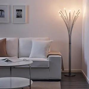 Floor Lamps Standing Lights Reading Lamps Ikea In 2020 Floor Lamps Living Room Cool Floor Lamps Lamps Living Room