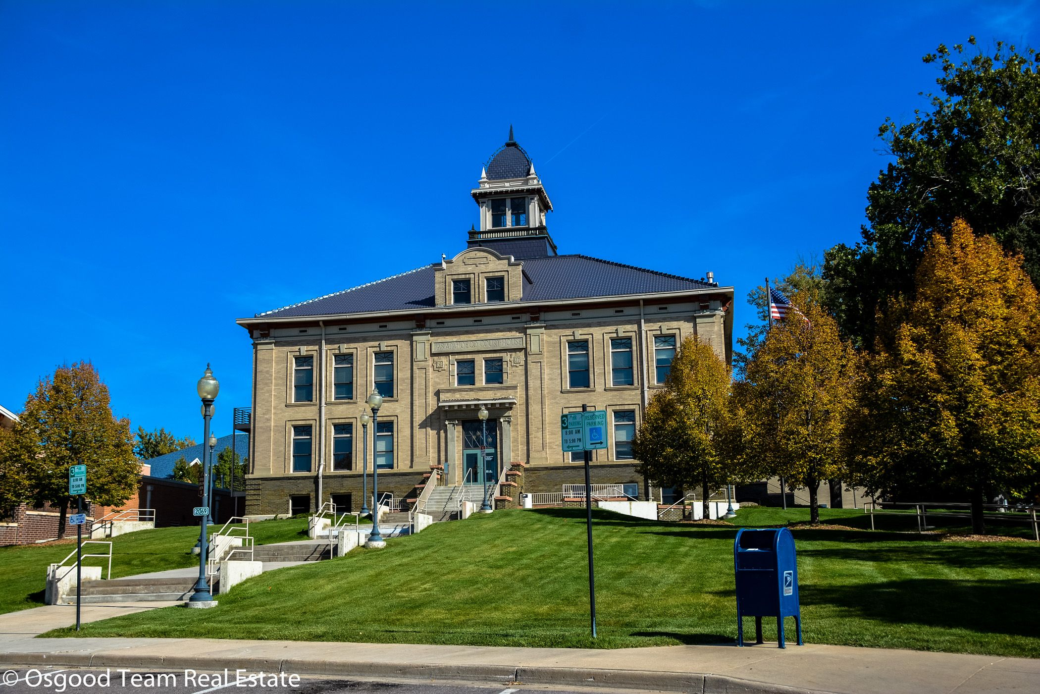 Old Downtown Courthouse In Littleton Co Search Homes For Sale In Littleton Estate Homes Littleton The Pinery